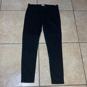 J Crew High Rise Skinny Jeans Size 30